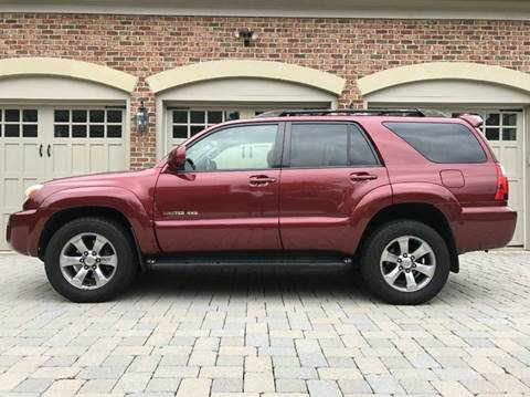 2009 Toyota 4Runner for sale at AVAZI AUTO GROUP LLC in Gaithersburg MD