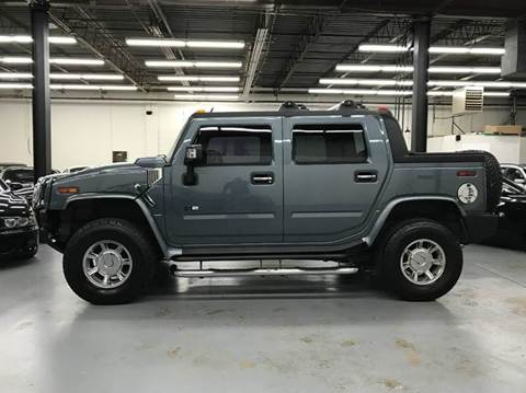 2006 HUMMER H2 SUT for sale at AVAZI AUTO GROUP LLC in Gaithersburg MD