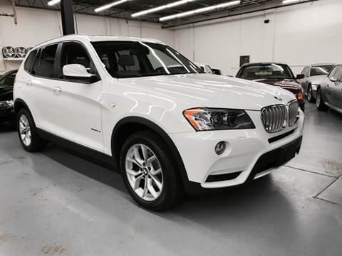 2011 BMW X3 for sale at AVAZI AUTO GROUP LLC in Gaithersburg MD