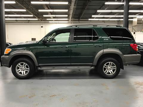 2004 Toyota Sequoia for sale at AVAZI AUTO GROUP LLC in Gaithersburg MD