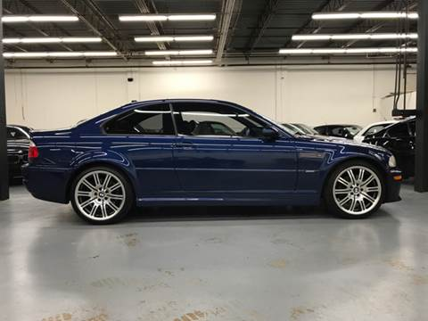 2004 BMW M3 for sale at AVAZI AUTO GROUP LLC in Gaithersburg MD