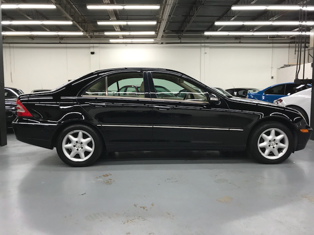 2004 Mercedes Benz C Class C 240 4dr Sedan In Gaithersburg
