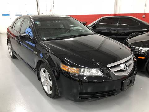 2006 Acura TL for sale at AVAZI AUTO GROUP LLC in Gaithersburg MD