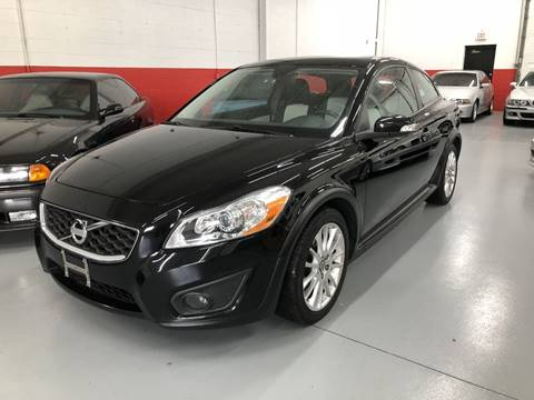 2011 Volvo C30 for sale at AVAZI AUTO GROUP LLC in Gaithersburg MD