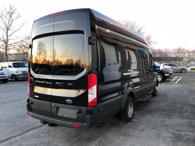 be600f2b8f 2017 Ford Transit Wagon 350 XLT HD 3dr LWB High Roof DRW Extended ...