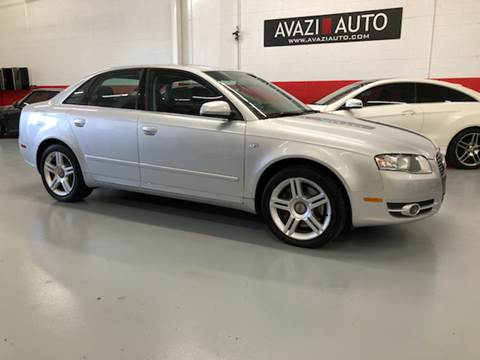 2006 Audi A4 for sale at AVAZI AUTO GROUP LLC in Gaithersburg MD