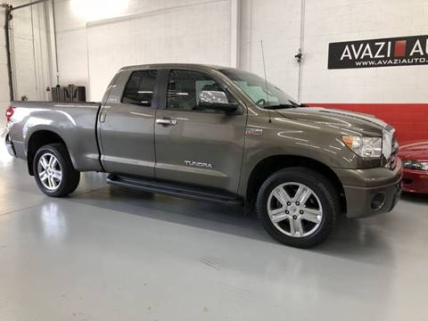2008 Toyota Tundra for sale at AVAZI AUTO GROUP LLC in Gaithersburg MD