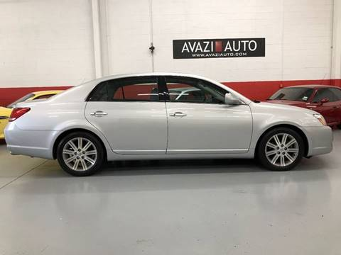 2005 Toyota Avalon for sale at AVAZI AUTO GROUP LLC in Gaithersburg MD