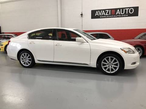 2006 Lexus GS 300 for sale at AVAZI AUTO GROUP LLC in Gaithersburg MD
