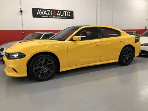 2017 Dodge Charger for sale at AVAZI AUTO GROUP LLC in Gaithersburg MD