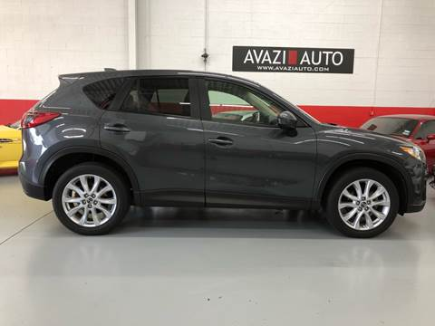 2015 Mazda CX-5 for sale at AVAZI AUTO GROUP LLC in Gaithersburg MD