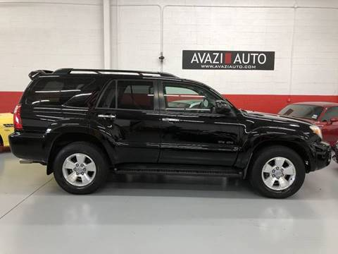 2006 Toyota 4Runner for sale at AVAZI AUTO GROUP LLC in Gaithersburg MD
