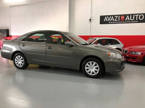 2006 Toyota Camry for sale at AVAZI AUTO GROUP LLC in Gaithersburg MD