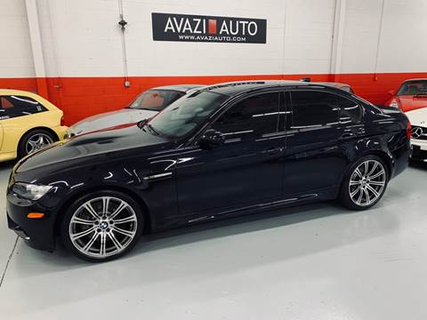 2008 BMW M3 for sale at AVAZI AUTO GROUP LLC in Gaithersburg MD