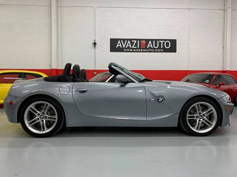 2006 BMW Z4 M for sale at AVAZI AUTO GROUP LLC in Gaithersburg MD