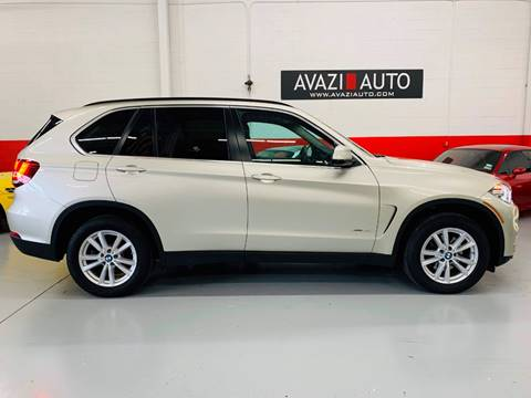 2015 BMW X5 for sale at AVAZI AUTO GROUP LLC in Gaithersburg MD