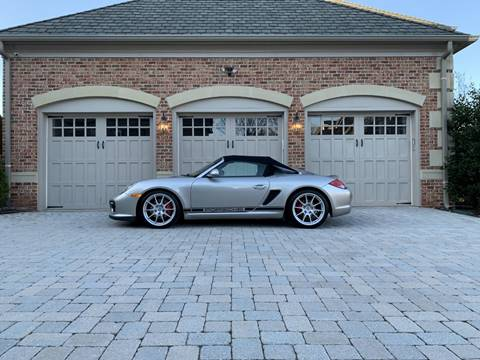 2011 Porsche Boxster for sale at AVAZI AUTO GROUP LLC in Gaithersburg MD