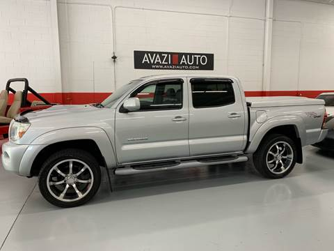 2006 Toyota Tacoma for sale at AVAZI AUTO GROUP LLC in Gaithersburg MD