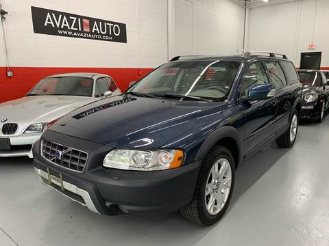 2007 Volvo XC70 for sale at AVAZI AUTO GROUP LLC in Gaithersburg MD