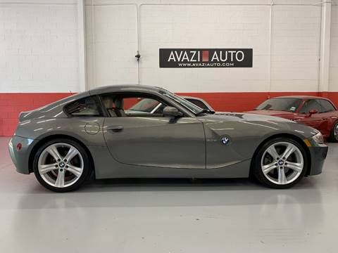 2007 BMW Z4 for sale at AVAZI AUTO GROUP LLC in Gaithersburg MD