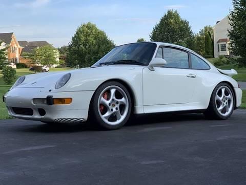 1996 Porsche 911 for sale at AVAZI AUTO GROUP LLC in Gaithersburg MD