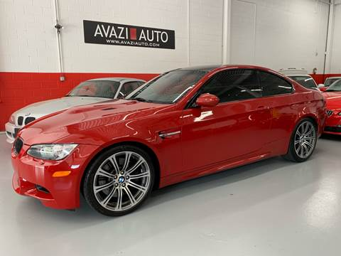 2013 BMW M3 for sale at AVAZI AUTO GROUP LLC in Gaithersburg MD