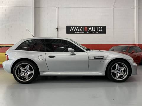 2001 BMW M for sale at AVAZI AUTO GROUP LLC in Gaithersburg MD