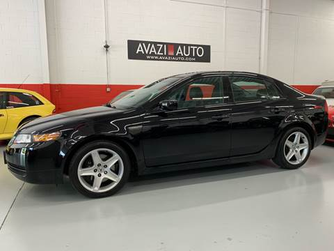 2005 Acura TL for sale at AVAZI AUTO GROUP LLC in Gaithersburg MD