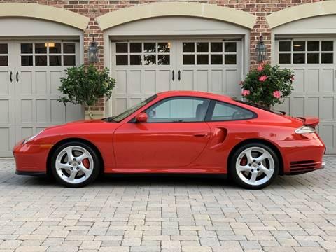 2003 Porsche 911 for sale at AVAZI AUTO GROUP LLC in Gaithersburg MD
