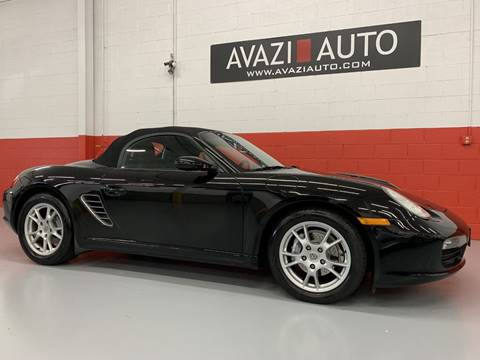 2005 Porsche Boxster for sale at AVAZI AUTO GROUP LLC in Gaithersburg MD