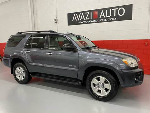 2008 Toyota 4Runner for sale at AVAZI AUTO GROUP LLC in Gaithersburg MD