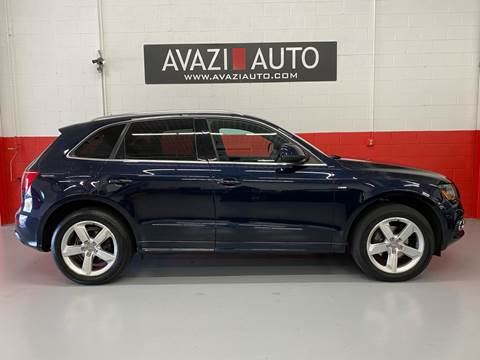 2011 Audi Q5 for sale at AVAZI AUTO GROUP LLC in Gaithersburg MD
