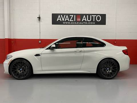 2019 BMW M2 for sale at AVAZI AUTO GROUP LLC in Gaithersburg MD
