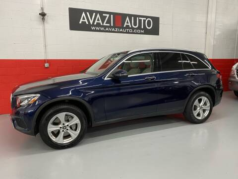 2017 Mercedes-Benz GLC for sale at AVAZI AUTO GROUP LLC in Gaithersburg MD