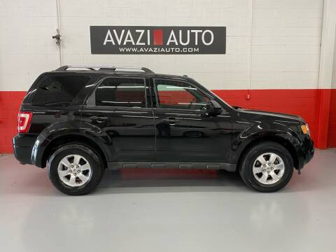 2011 Ford Escape for sale at AVAZI AUTO GROUP LLC in Gaithersburg MD