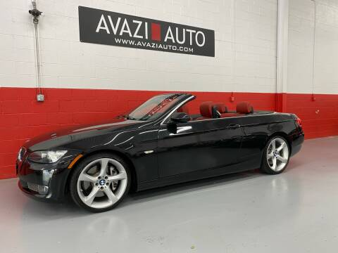 2008 BMW 3 Series for sale at AVAZI AUTO GROUP LLC in Gaithersburg MD