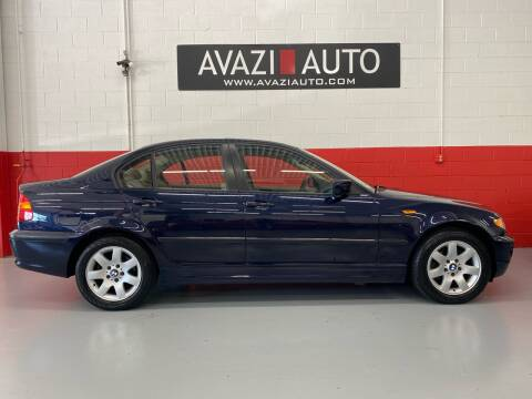 2003 BMW 3 Series for sale at AVAZI AUTO GROUP LLC in Gaithersburg MD