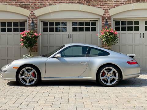 2006 Porsche 911 for sale at AVAZI AUTO GROUP LLC in Gaithersburg MD