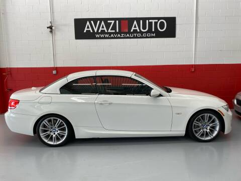 2009 BMW 3 Series for sale at AVAZI AUTO GROUP LLC in Gaithersburg MD