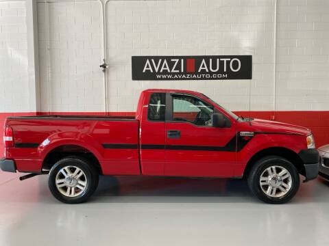 2007 Ford F-150 for sale at AVAZI AUTO GROUP LLC in Gaithersburg MD