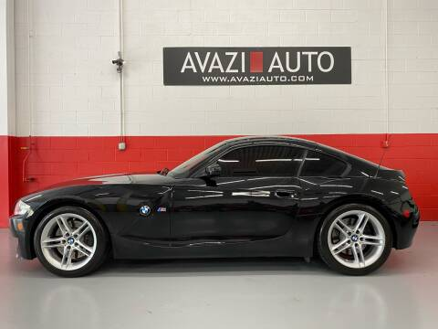 2007 BMW Z4 M for sale at AVAZI AUTO GROUP LLC in Gaithersburg MD