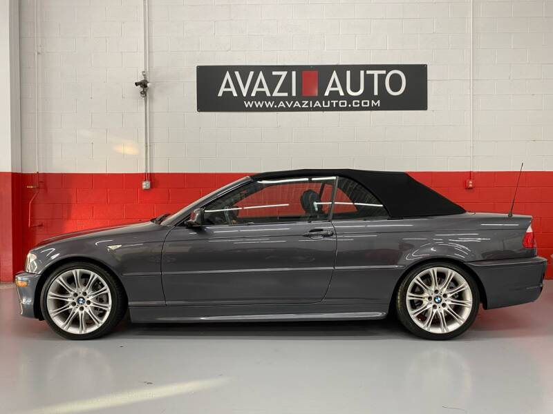 2005 BMW 3 Series for sale at AVAZI AUTO GROUP LLC in Gaithersburg MD