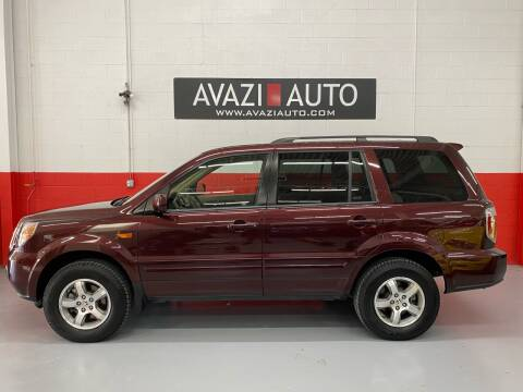 2007 Honda Pilot for sale at AVAZI AUTO GROUP LLC in Gaithersburg MD