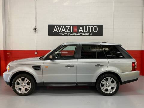 2006 Land Rover Range Rover Sport for sale at AVAZI AUTO GROUP LLC in Gaithersburg MD