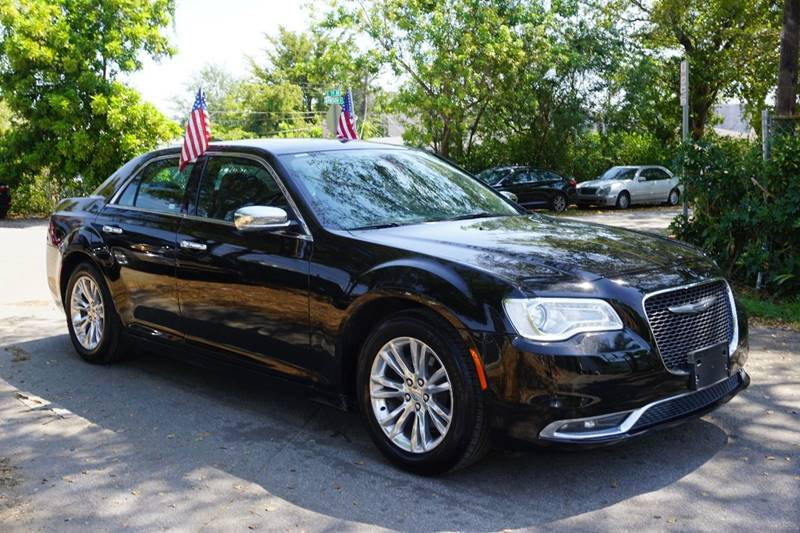 2016 CHRYSLER 300 C 4DR SEDAN black  call 866-378-7964 for sales  this 2016 chrysler 300 c