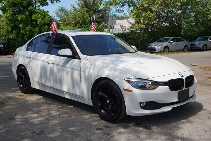 2013 BMW 3 SERIES 320I 4DR SEDAN white  call 866-378-7964 for sales  this 2013 bmw 320i 4dr