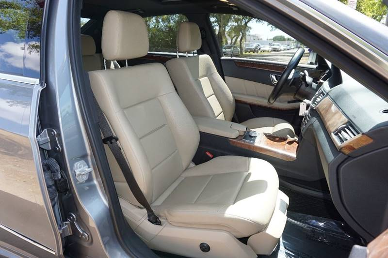 2012 Mercedes-Benz E-Class E 350 Sport 4dr Sedan - Hollywood FL