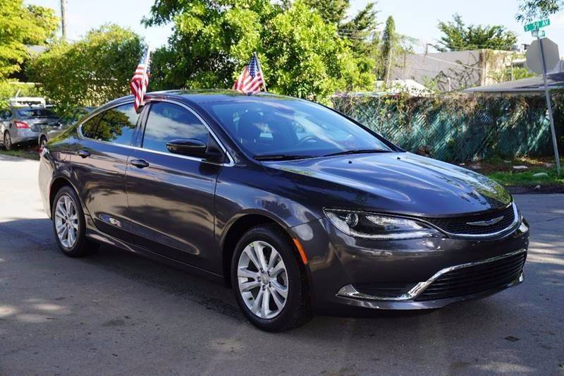 2015 CHRYSLER 200 LIMITED 4DR SEDAN gray  call 866-378-7964 for sales  this 2015 chrysler 2