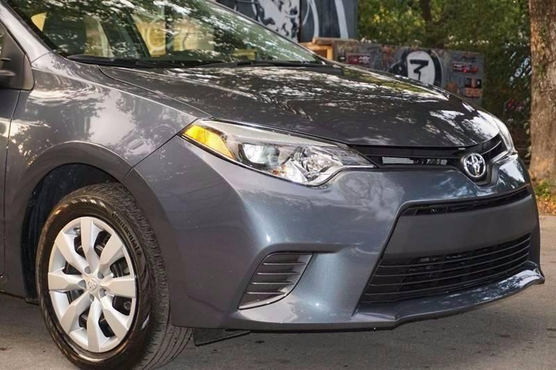 2016 Toyota Corolla LE 4dr Sedan - Hollywood FL