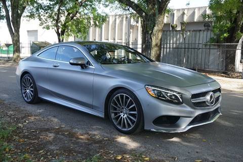 2015 Mercedes-Benz S-Class for sale at SUPER DEAL MOTORS in Hollywood FL